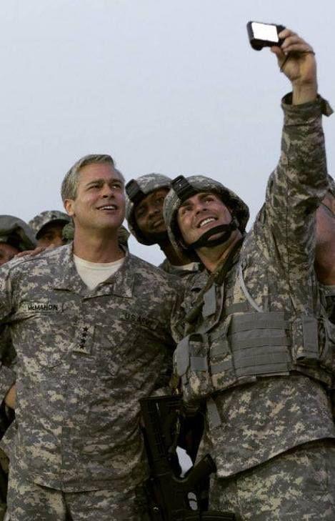 Starring Brad Pitt Ben Kingsley Tilda Swinton Comedy Satire Netflix May 26 Brad Pitt Brad Pitt Movies New Movies Coming Out
