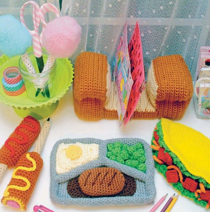 Twinkie Chan S Crocheted Abode A La Mode Book Review And Pattern Excerpt Crochet Twinkie Chan Crochet Toys