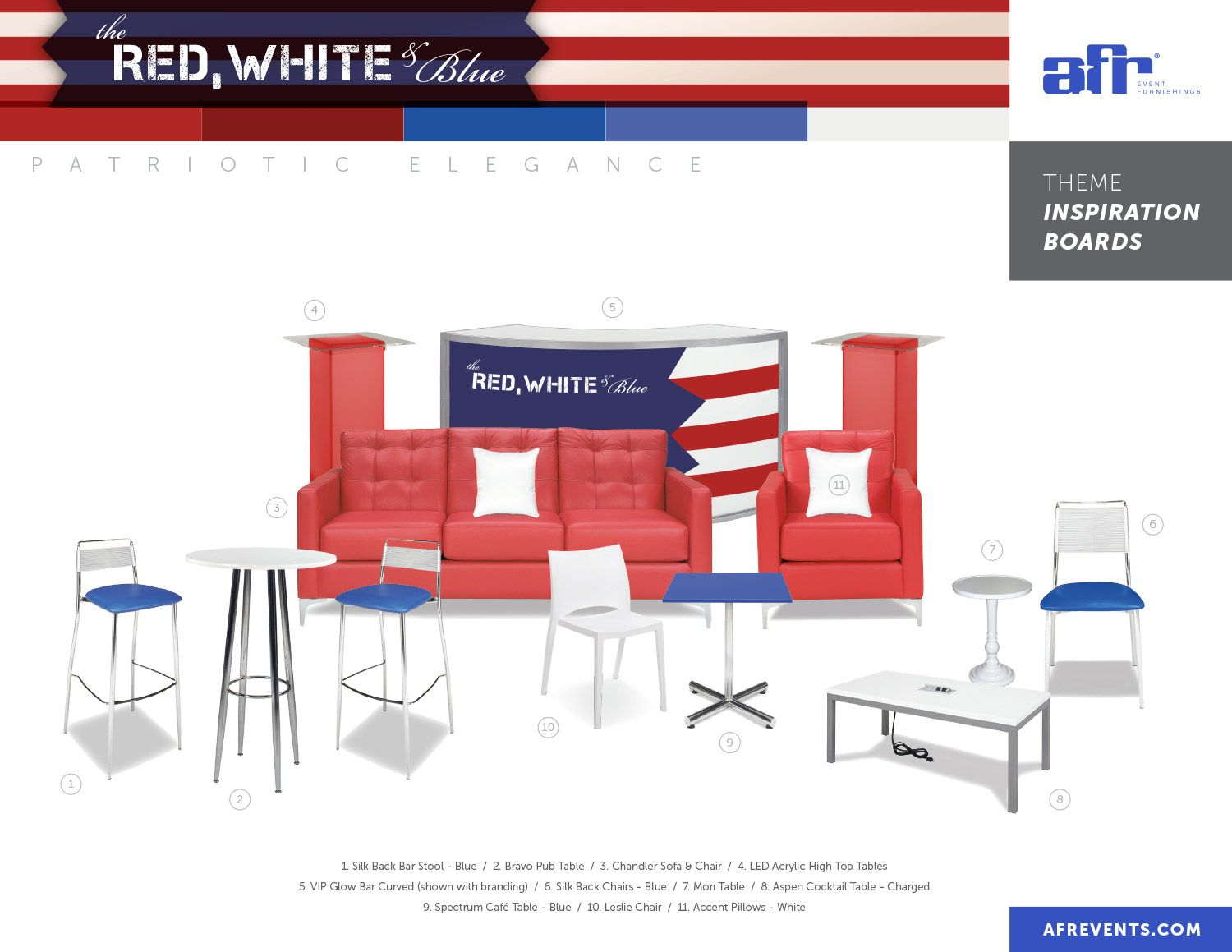 Rental furniture by Olivia Comport on cnn proposal event
