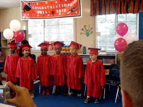Pre K Graduation Friends Song English Spanish Versions With