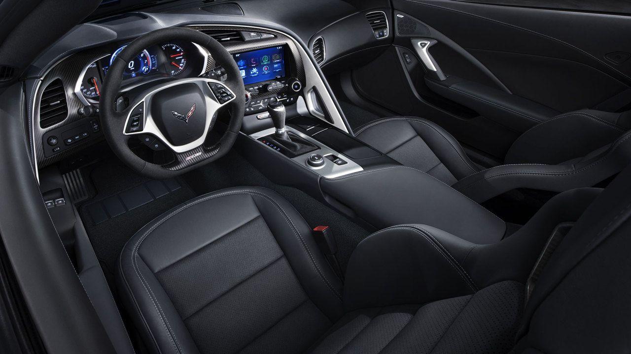 Corvette C7 Z06 Interior Chevrolet Corvette Chevrolet Corvette Z06 2015 Corvette