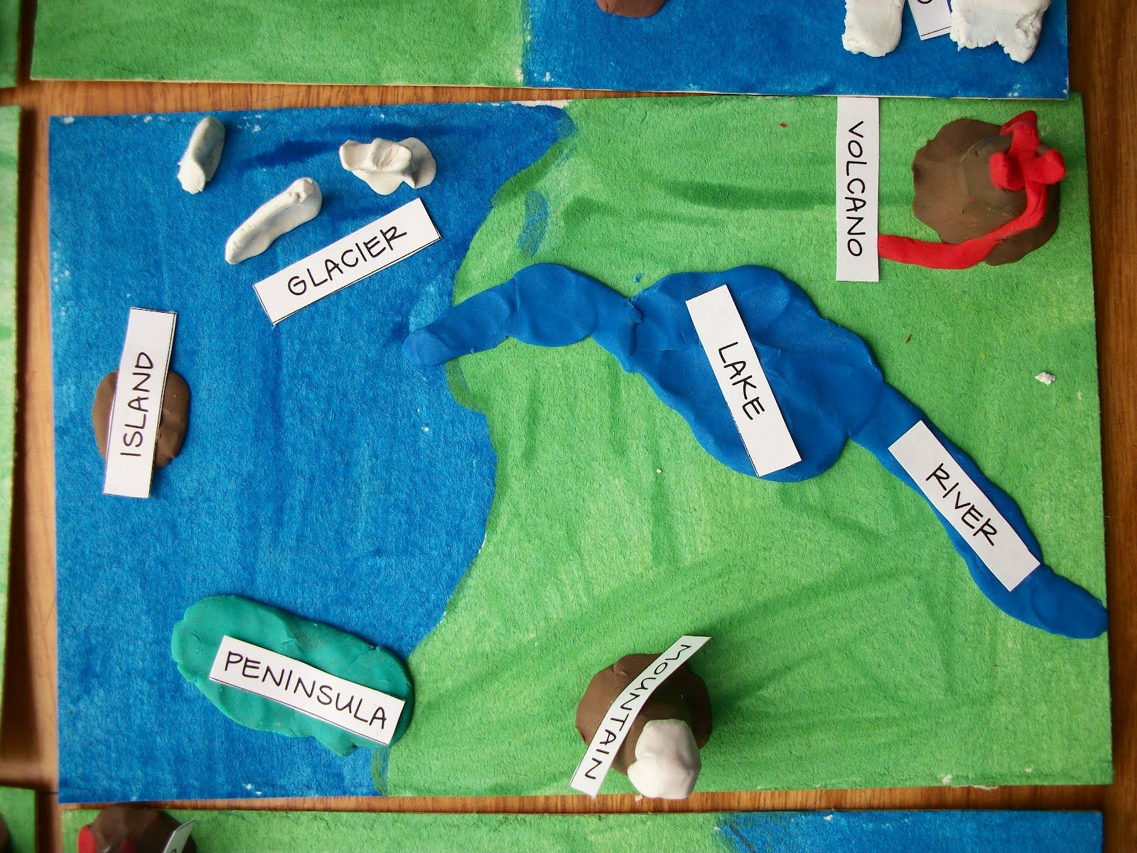 Teaching With Love Landforms