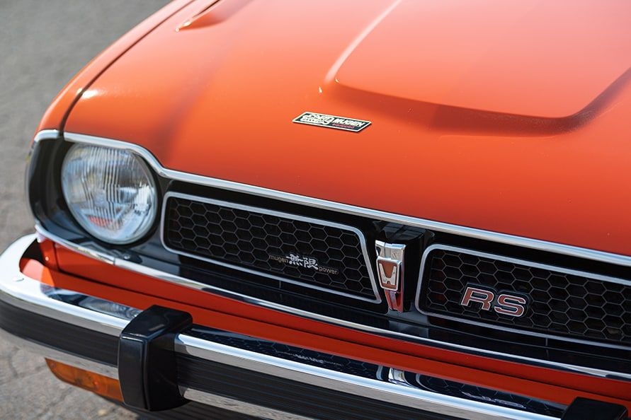 40年以上乗り続ける初めての愛車シビック1200rs Sb1型 は超希少な無限仕様 トヨタ自動車のクルマ情報サイト Gazoo シビック レトロカー シビック ハッチバック