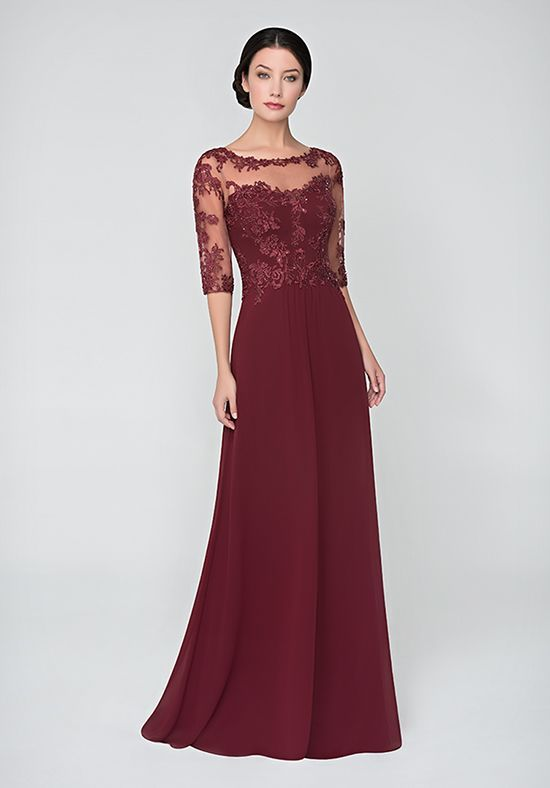 This Val Stefani style MB7621 evening gown will have you feeling ...