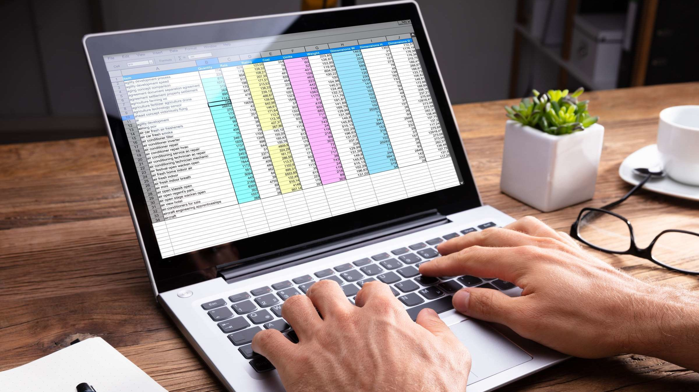 16 Microsoft Excel Shortcuts Everyone Should Know