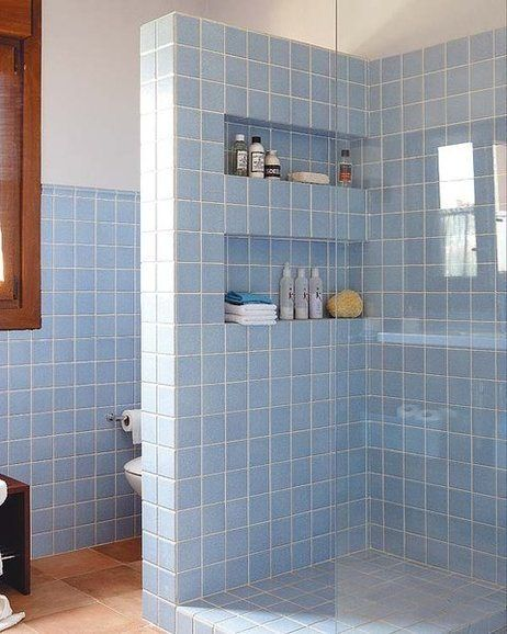Resultado de imagen para ba os peque os con ducha for Decoracion de banos con ducha