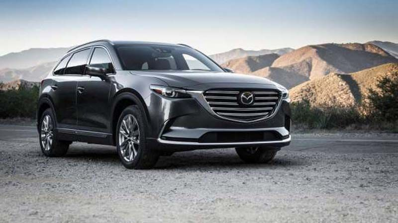 2020 Mazda Cx 9 Gets More Torque And Second Row Captain S Chairs