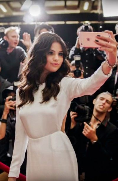 Selena Gomez Iphone 6s Commercial Sac