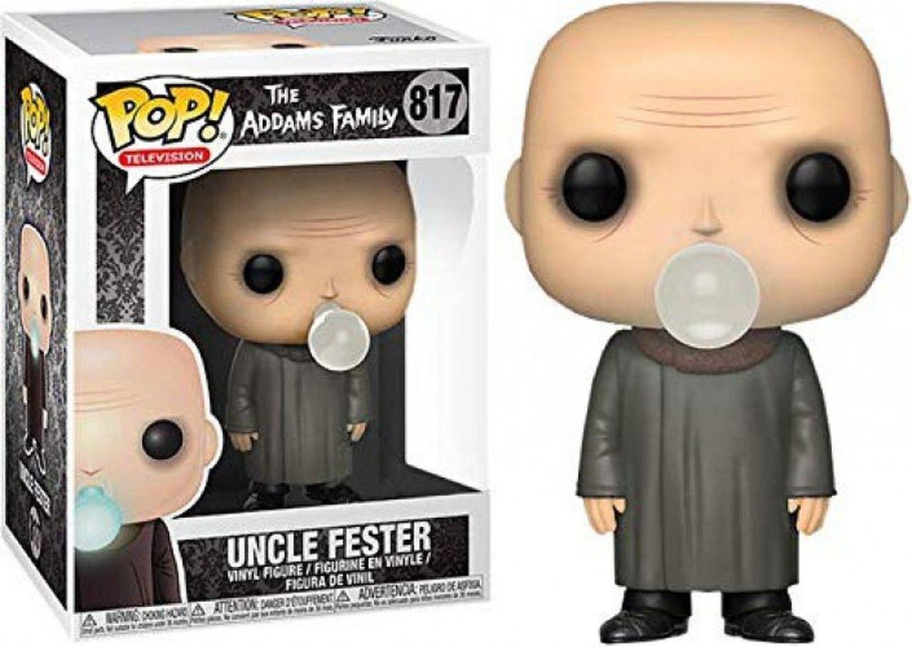 FUNKO POP TV ADDAMS FAMILY MORTICIA VINYL 4 inch figure NEW!