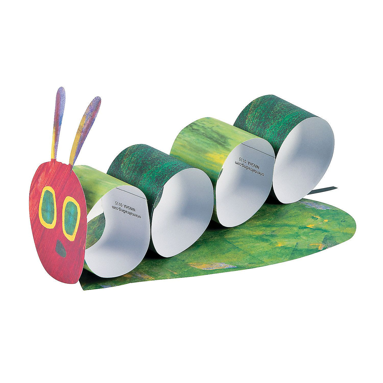 Eric+Carle's+The+Very+Hungry+Caterpillar™+Craft+Kit
