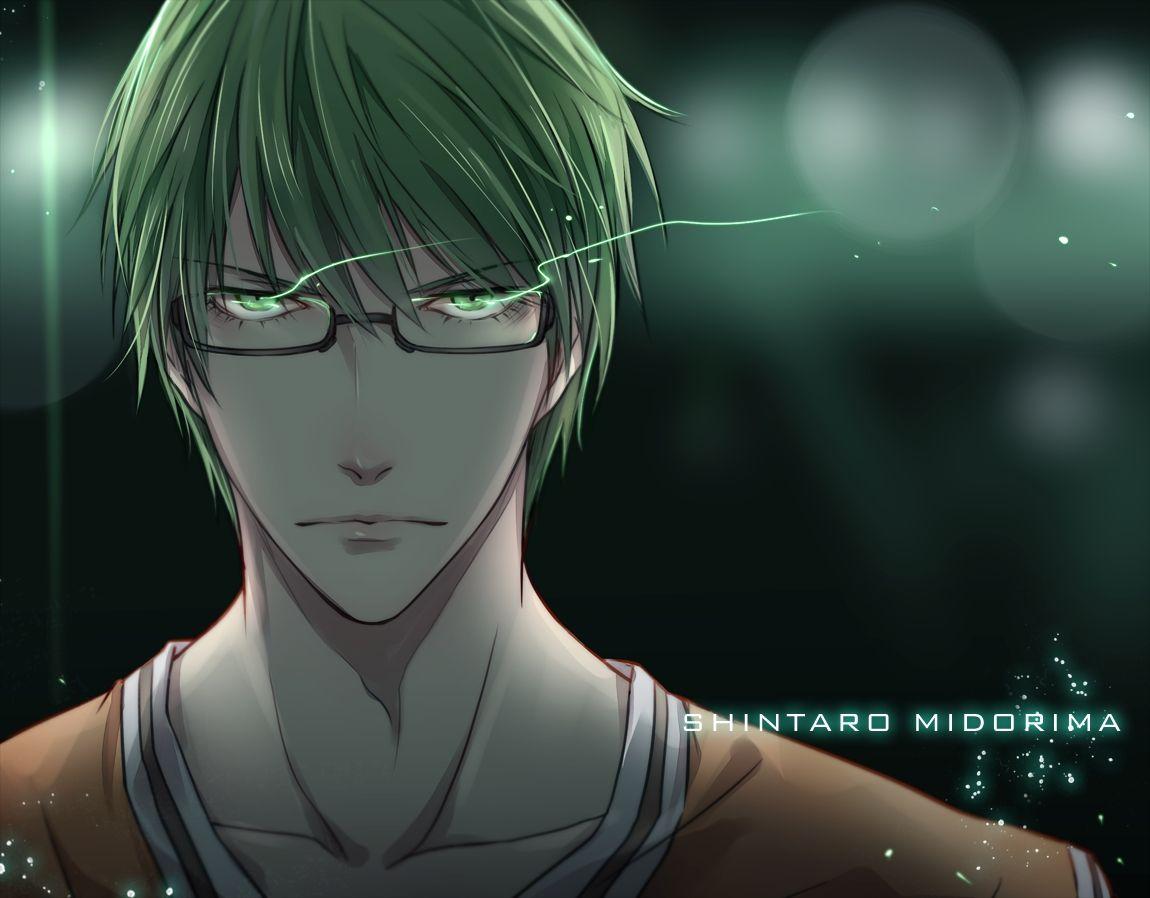Midorima Shintarou 1804972 Zerochan Kuroko No Basket Midorima Shintarou Kuroko