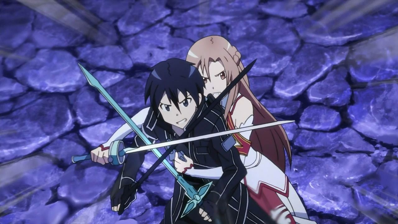 View, download, comment, and rate this 1280x720 Sword Art