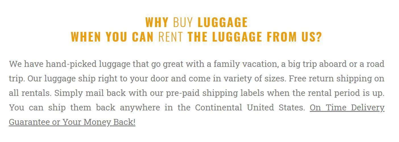 We have hand-picked luggage that go great with a family vacation, a big trip aboard or a road trip. Our luggage ship right to your door and come in variety of sizes. #traveldeals #traveltips #luggage #luggagedeals