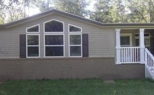 Mobile Home Exterior Paint Before And After Pics Google