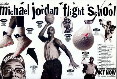Nike Ad Tumblr Nike Ad Nike Poster Michael Jordan