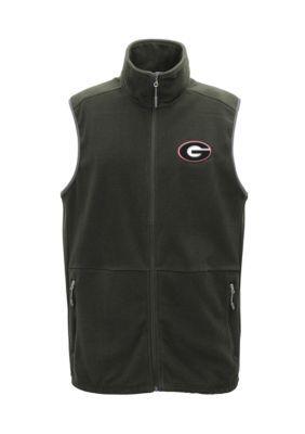 Outerstuff® Georgia Bulldogs Polar Fleece Vest | Fleece vest