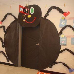 halloween dorm door decorating contest ideas halloween door within size x 768 halloween decorations classroom door halloween is 1 festival where the