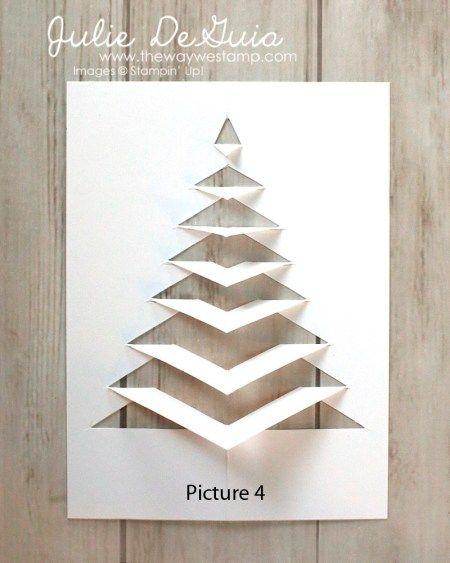 Photo of Christmas and Holiday Card Ideas | The Way We Stamp
