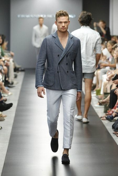 MILAN FASHION WEEK: Ermanno Scervino Spring 2012 - Image Amplified: The Flash and Glam of All Things Pop Culture. From the Runway to the Red Carpet, High Fashion to Music, Movie Stars to Supermodels.