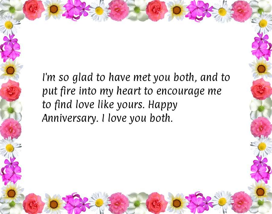 15th year wedding anniversary message for parents