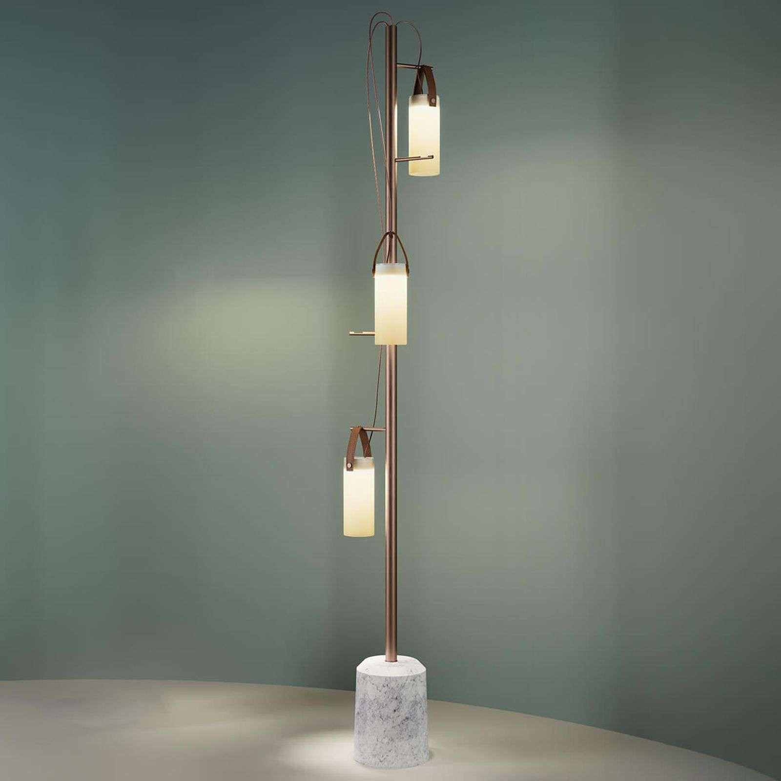 Led Design Vloerlamp Galerie Met 3 Lampen Vloerlamp Lampen Led