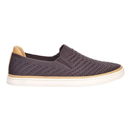 1f19983dc5b Women's UGG Sammy Chevron Sneaker - Charcoal Knit Sneakers in 2019 ...