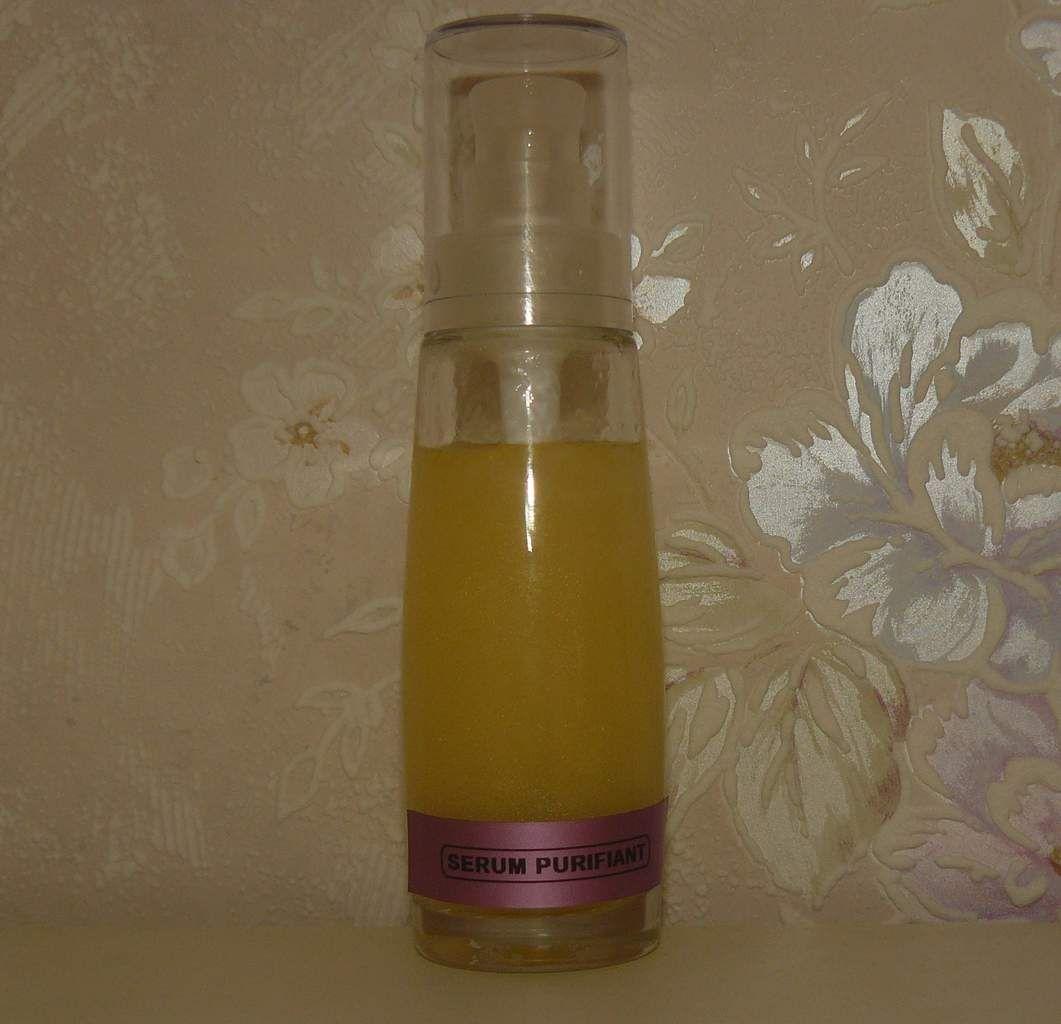 Sérum hydratant et traitant peaux mixtes | Crème visage maison, Cosmétiques faits maison, Peau