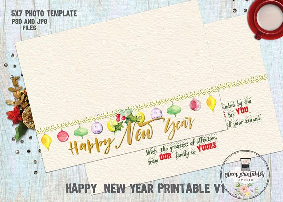 happy new year photoshop templates cards greeting cards photoshop templates custom illustrated christmas card