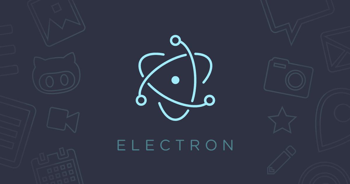 Electron vulnerability The popular web application