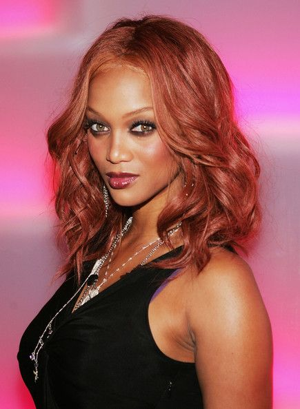 Superb 1000 Images About Hairstyles On Pinterest Bobs Tyra Banks Hair Short Hairstyles Gunalazisus