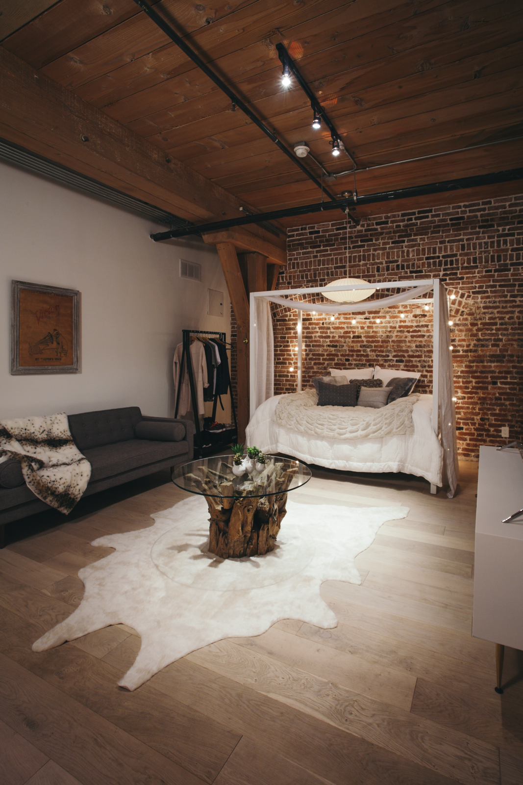 Step Inside One Couple S Game Changing Live Work Loft In