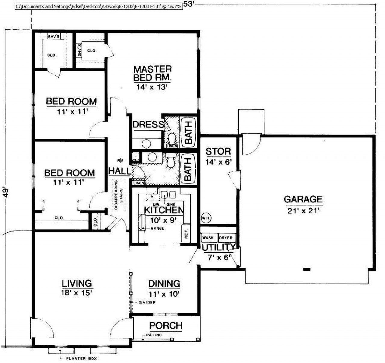 1203 Floor Plan Home Ideas Floor Plan Design Home Design Plans Shop House Plans