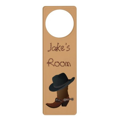 Cowboy Hat And Boot Door Hangers Door Hangers Hanger Bottle Opener Wall