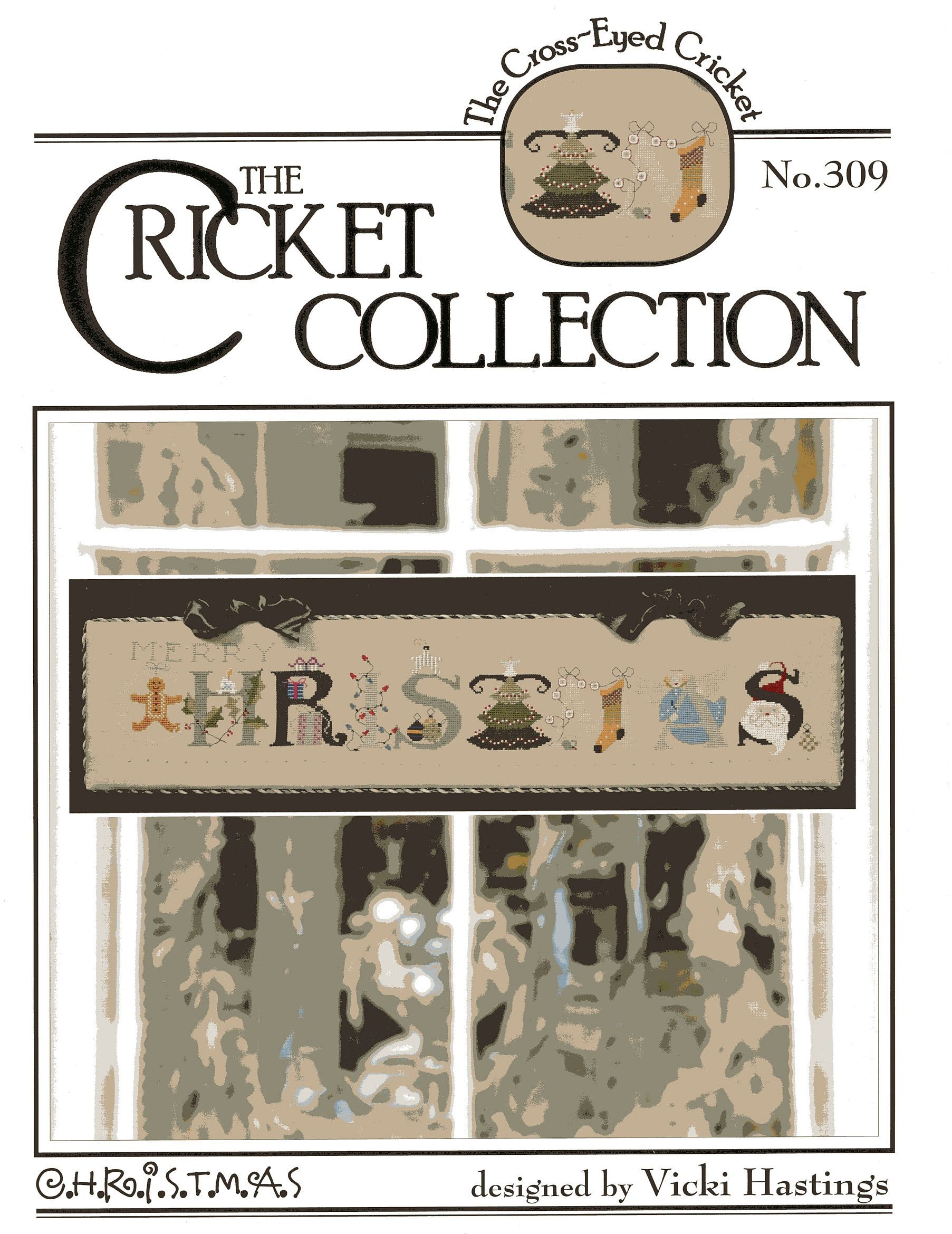 CRICKET COLLECTION CHRISTMAS 01 | CS THE CRICKET COLLECTION ...