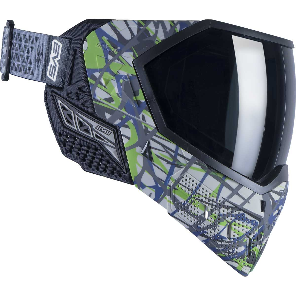 Empire Evs Thermal Paintball Mask Goggles Thermal Ninja Lens Le Thornz Ad Paintball Sponsored Mask Thermal Paintball Mask Goggles Paintball