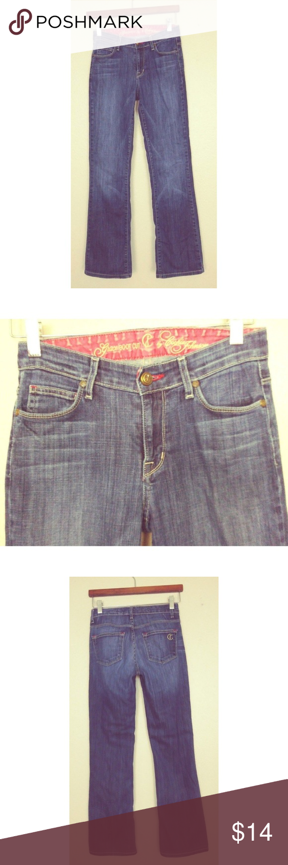 8268c58f073 CJ Cookie Johnson Grace Bootcut Jeans Low Rise Nice pair of jeans from CJ by  Cookie