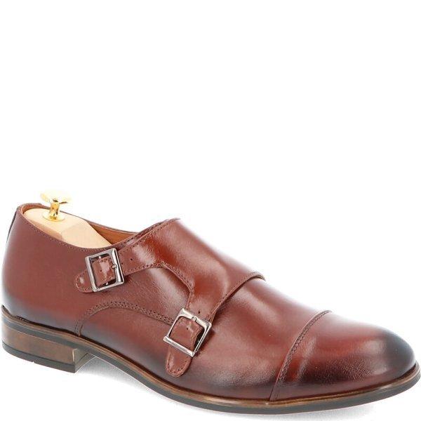 Kent 281 Brazowe Monki Dwie Klamerki Buty Meskie Wizytowe Pora Roku Meskie Wiosna Pora Roku Meskie Jesien Bu Dress Shoes Men Oxford Shoes Men Dress