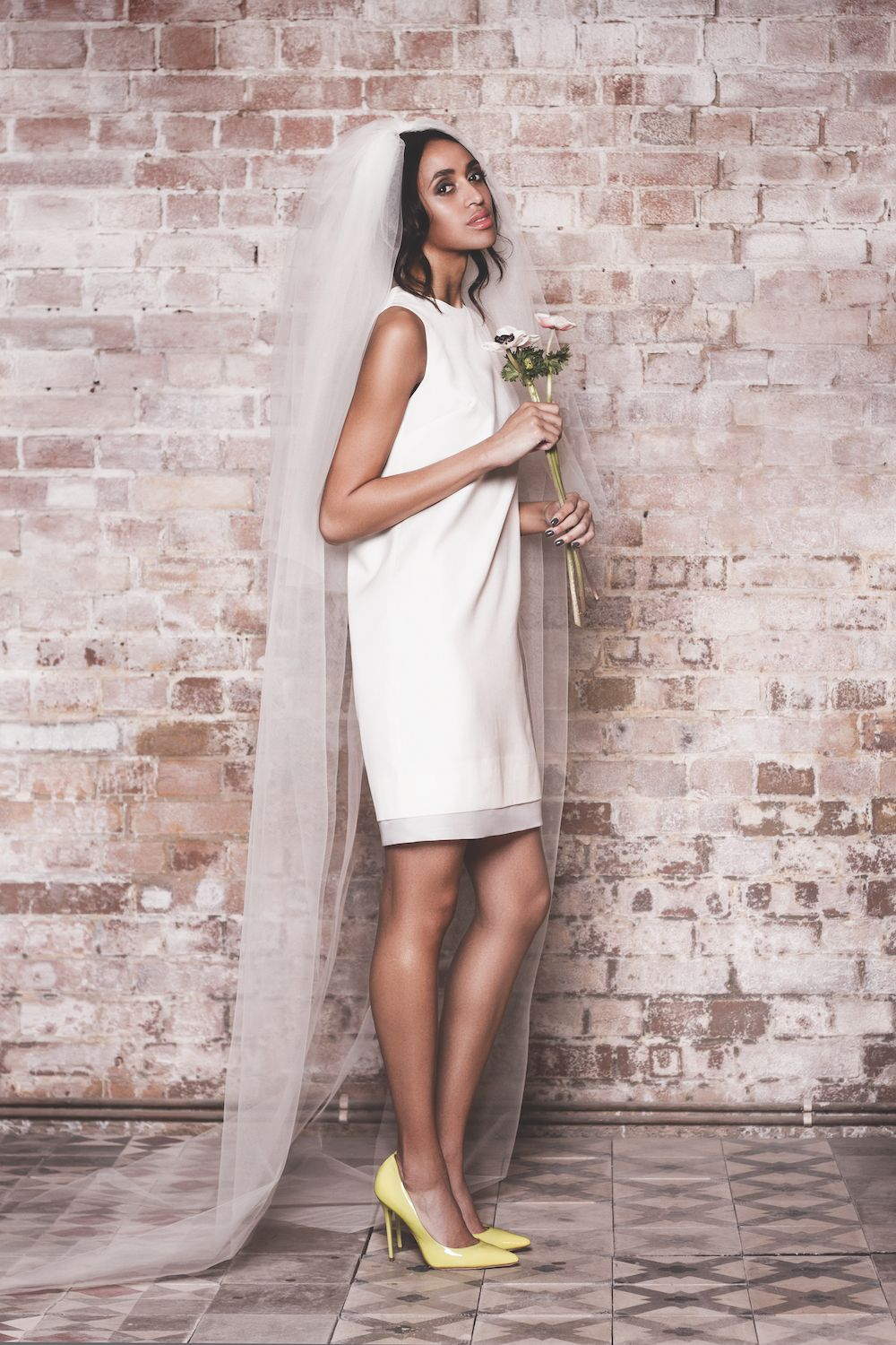 Modern wedding dress for the contemporary bride aaliyah dress