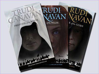 Age Of The Five By Trudi Canavan Books Fantasy Books Books To Read