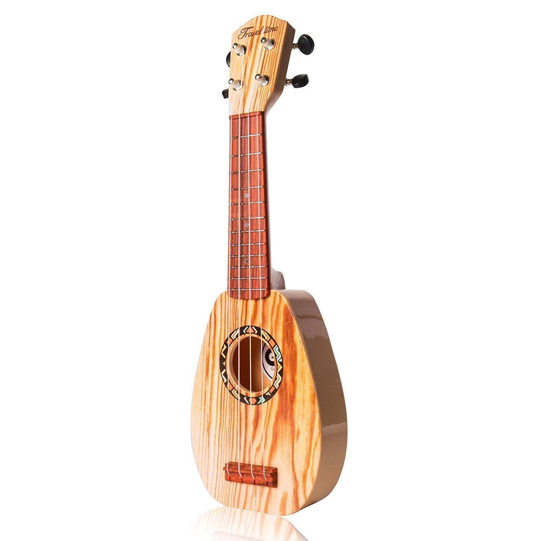 how to hold a ukulele pick