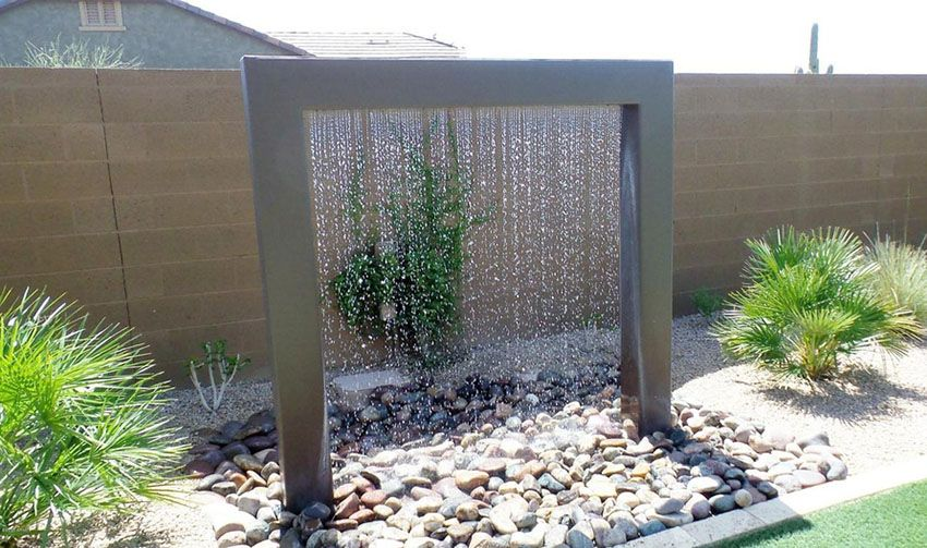 53 Backyard Garden Waterfalls Pictures Of Designs Waterfalls
