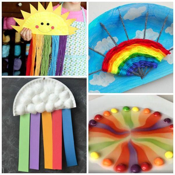 Rainbow Activities For Kids Rainbow Activities Rainbow Crafts Preschool Rainbow Crafts Rainbow art activities for preschoolers