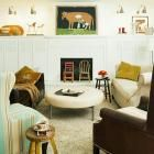 30 Comfortable Family Rooms   Midwest Living