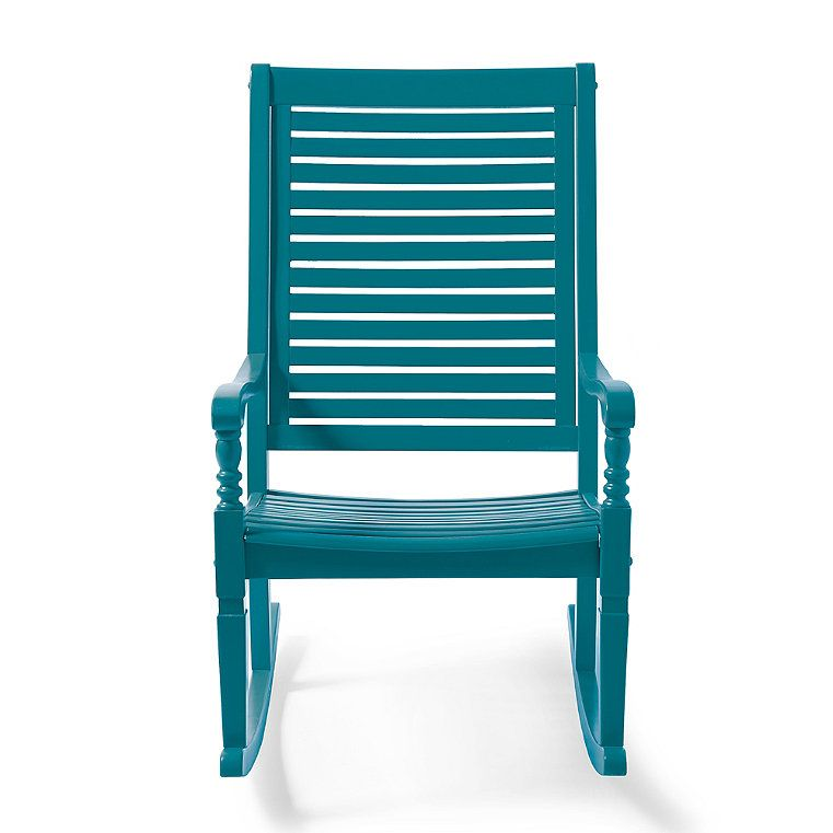 Nantucket Rocking Chair With Images Outdoor Rocking