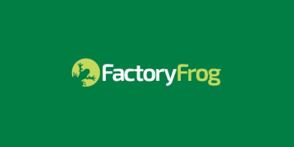 FactoryFrog com - Brandable domain for sale #domains