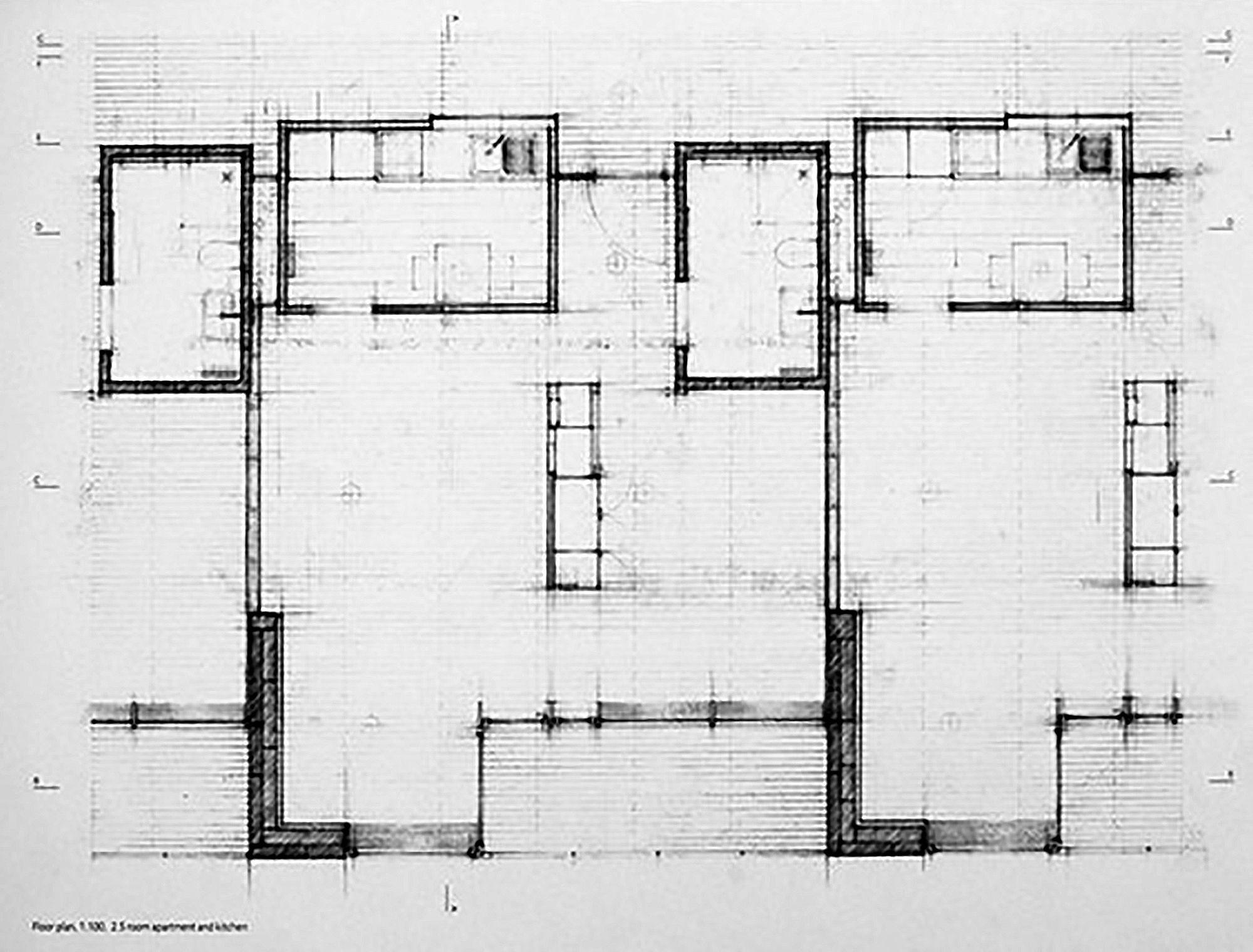 Sketch Altersheim