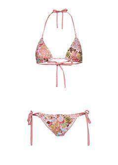 pink bikini fom MANGO <3