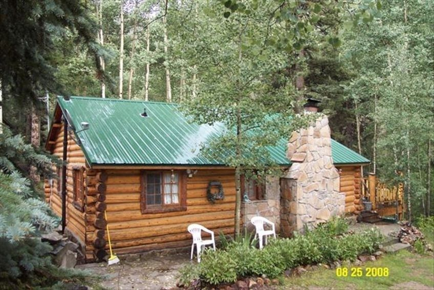 Cabin Vacation Rental In Red River From VRBO.com