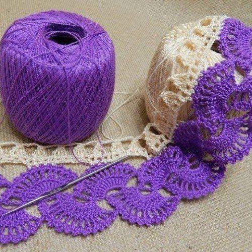 Tape Lace [Crochet]