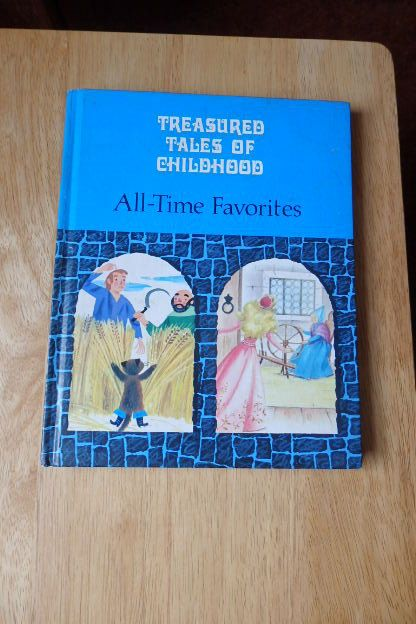 Treasured Tales of Childhood All-Time by JustPatTreasuresshop